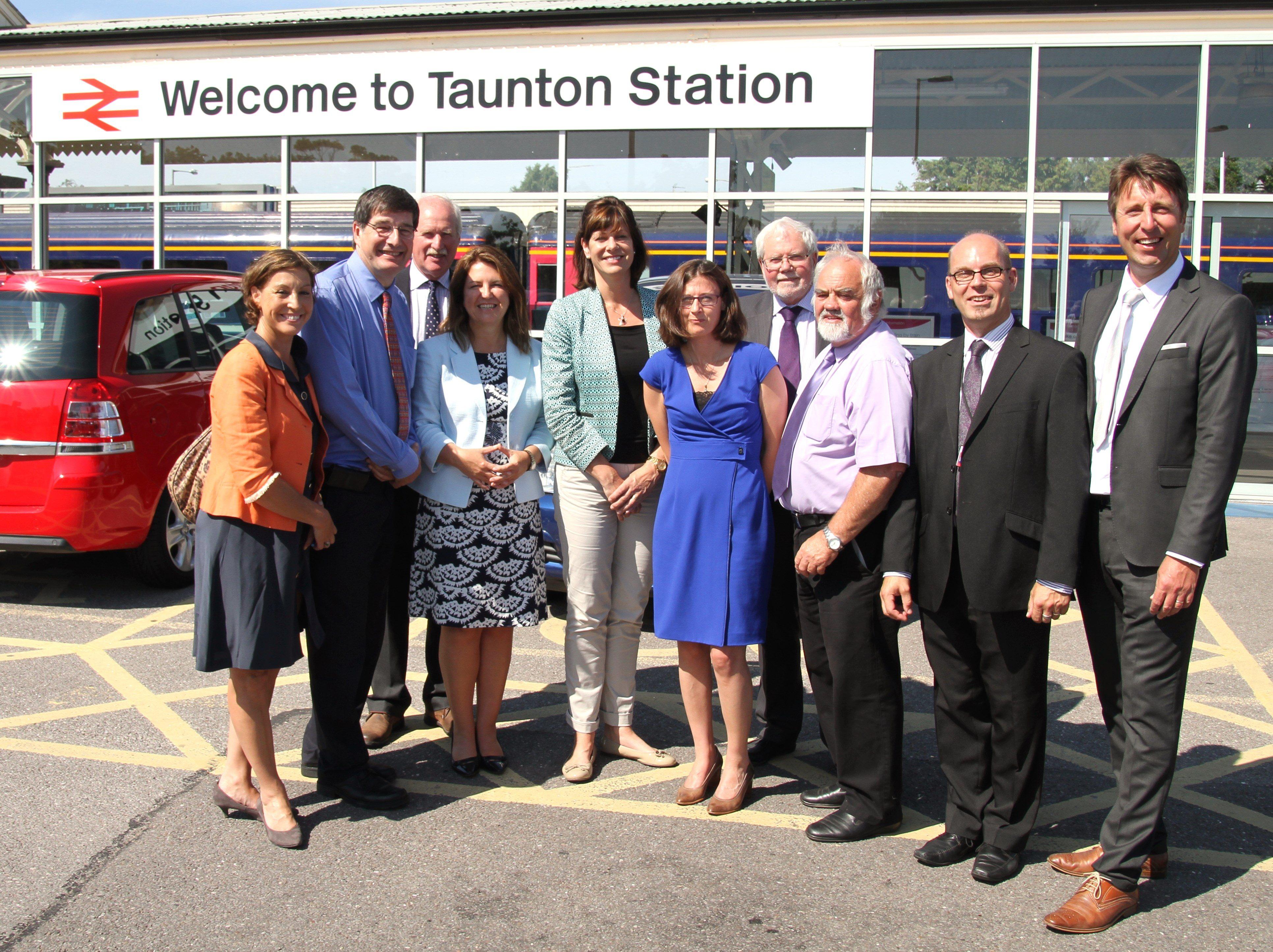 Station Road Car Park Taunton